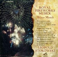 Stokowski, RCA Victor Symphony - Handel: Royal Fireworks Musick, Water Musick