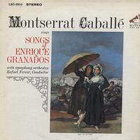 Montserrat Caballe - Songs of Enrique Granados