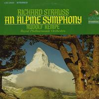 Kempe, Royal Philharmonic Orchestra - Strauss; The Alpine Symphony