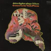 John Ogdon - Alkan: Concerto for Solo Piano