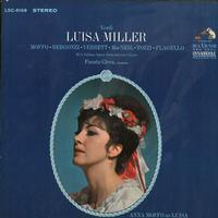 Moffo, Cleva, RCA Italiana Opera Orchestra and Chorus - Verdi: Luisa Miller