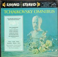 Various Artists - Tchaikovsky Omnibus