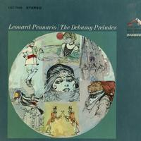 Leonard Pennario - The Debussy Preludes