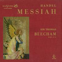 Sir Thomas Beecham - Handel: Messiah -  Preowned Vinyl Box Sets