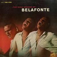 Harry Belafonte - The Many Moods of Harry Belafonte