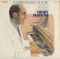 Henry Mancini-A Warm Shade Of Ivory