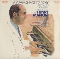 Henry Mancini - A Warm Shade Of Ivory