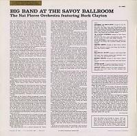 Nat Pierce Orch. - Big Band At The Savoy Ballroom