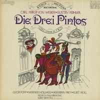 Harold Ashby - Weber, Mahler: Die Drei Pintos