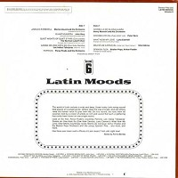 Various Artists - Latin Moods Vol. 6/m -