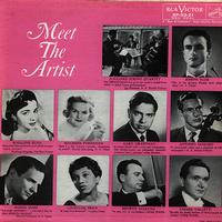 Various Artists - Meet The Artist