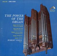 Robert Owen - The Power Of The Organ