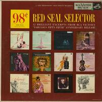 Various Artists - Red Seal Selector