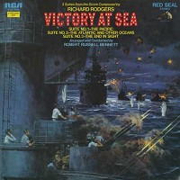 Robert Russell Bennett - Rodgers: Victory At Sea/2 LPs/m -