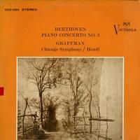 Graffman, Chicago Symphony - Beethoven: Piano Concerto No. 3
