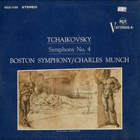 Munch, Boston Symphony Orchestra - Tchaikovsky: Symphony No. 4