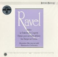 Skrowaczewski, Minnesota Orchestra - Ravel: Bolero etc.