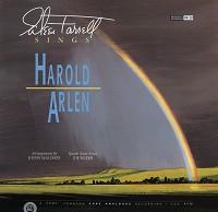 Eileen Farrell - Sings Harold Arlen -  Preowned Vinyl Record