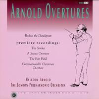 Malcolm Arnold-Arnold Overtures