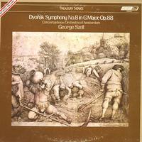 Szell, Concertgebouw Orchestra - Dvorak: Symphony No. 8