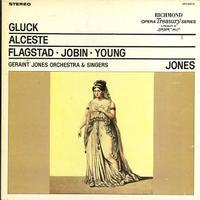 Flagstad, Geraint Jones Orchestra & Singers - Gluck: Alceste