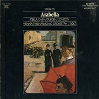 Della Casa, Solti, Vienna Philharmonic Orchestra - Strauss: Arabella