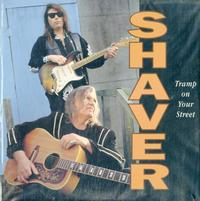 Shaver - Tramp On Your Street -  Sealed Out-of-Print Vinyl Record