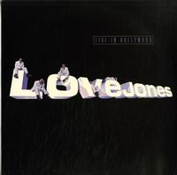 Love Jones - Live In Hollywood -  Preowned Vinyl Record