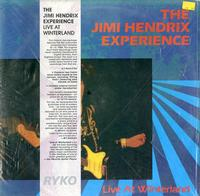 The Jimi Hendrix Experience-Live at Winterland
