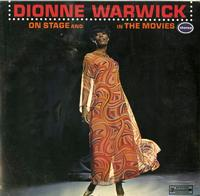 Dionne Warwick-On Stage and In The Movies