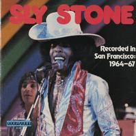 Sly Stone - Recorded In San Francisco 1964-67