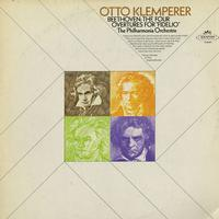 Klemperer, Philharmonia Orchestra - Beethoven: The Four Overtures to Fidelio