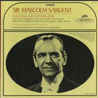 Sargent, Royal Philharmonic Orchestra - Smetana: My Fatherland -  Preowned Vinyl Box Sets