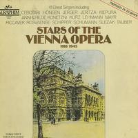 Various Artists - Stars Of The Vienna Opera 1918-1945