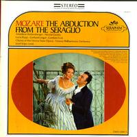 Rothenberger, Krips, Vienna Philharmonic Orchestra - Mozart: The Abduction From The Seraglio