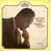 Michael Rabin - Paganini: The Complete Caprices