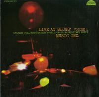 Charles Tolliver, Stanley Cowell, Cecil McBee, Jimmy Hopps - Live At Slugs' Volume 1
