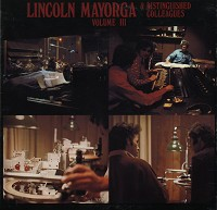 Lincoln Mayorga-Distinguished Colleagues Volume III