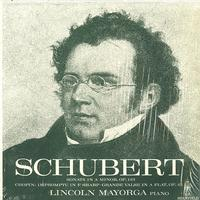 Lincoln Mayorga - Schubert: Sonata in A minor etc.