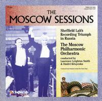Leighton Smith, Kitayenko, Moscow Philharmonic Orchestra - The Moscow Sessions -  Preowned Vinyl Box Sets