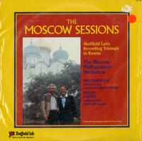 Lawrence Leighton Smith and Piston Barber - The Moscow Sessions