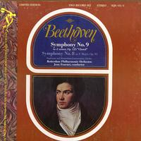 Krips, Vienna Festival Orchestra - Beethoven: Symphonies Nos. 9 & 5 -  Preowned Vinyl Box Sets