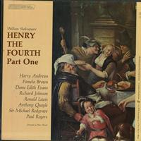 Harry Andrews, Pamela Brown, Dame Edith Evans etc. - William Shakespeare : Henry The Fourth Part One