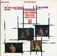 Oits Redding, Carla Thomas, Sam & Dave, Eddie Floyd - The Stax/Volt Revue Vol. 2 (Live in Paris)