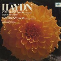 Moralt, Radio Orchestra Vienna - Haydn: Symphonies Nos. 94 & 99