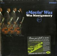 Wes Montgomery-Movin' Wes