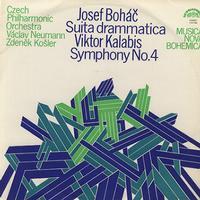 Neumann, Czech Philharmonic Orchestra - Bohac: Suita Drammatica etc.