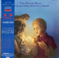 The Moody Blues-Every Good Boy Deserves Favour