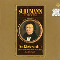 Karl Engel - Schumann: The Piano Works Vol. 2