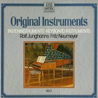 Rolf Junghanns and Fritz Neumeyer - Keyboard Instruments
